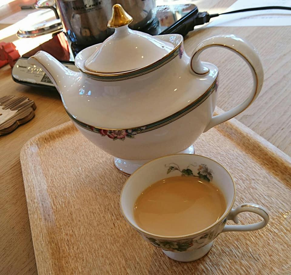 「紅茶教室」本格的なチャイ作り7