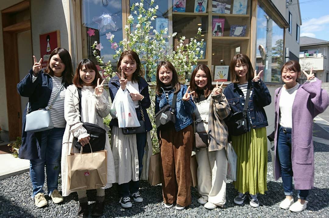 広島からお越しくださいました。2